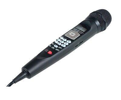 Plug And Play Karaoke - Vocopro CARRY-OKE STAR  Plug-and-Play Karaoke Microphone with SD Card