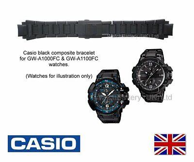 Genuine Casio GW-A1000FC GW-A1000 GW-A1100FC GW-A1100 Watch Strap Band Bracelet