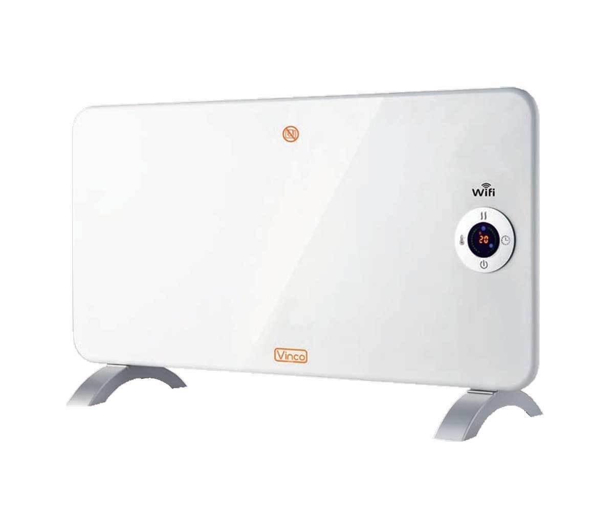 Pannello radiante elettrico con Wi-Fi PN1000AL Vinco