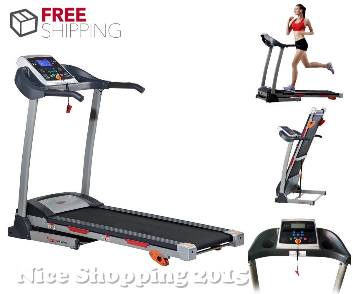 Treadmill jogging machine incline cardio exercise home