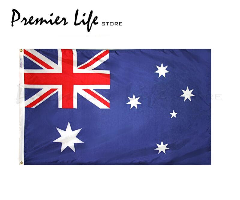 Australian National Flag 5ft x 3ft