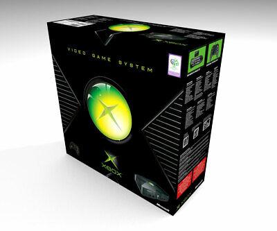 Caja vacia Xbox Clásica (no incluye la consola) | Xbox Clásica empty...