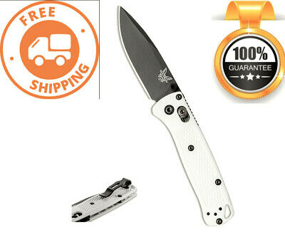 Benchmade 533BK-1 Mini Bugout Knife, Grivory Handle and CPM-S30V Stainless Steel