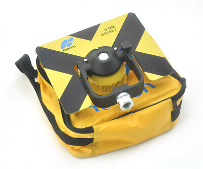 All Metal Single Prism -30mm0mm For Topcon Total Stations Surveying