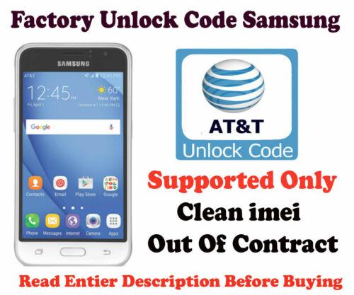 Samsung Galaxy Mega 6.3 SGH-I527 / Mega 2 GT-G750A AT&T Unlock Code SERVIVE