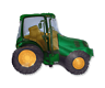 Green Tractor 29