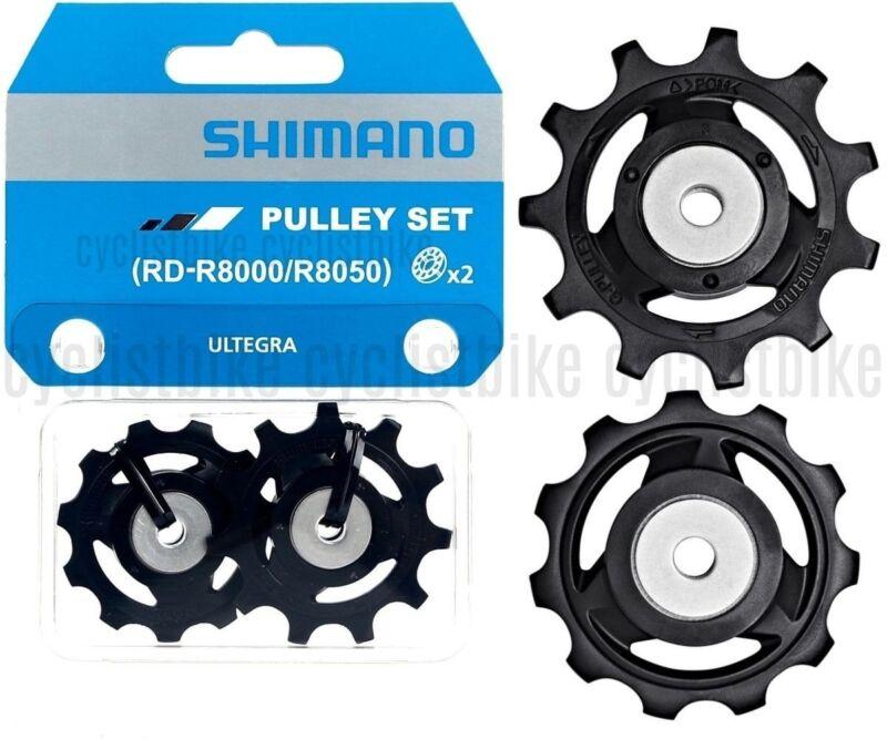 Shimano Ultegra RD-R8000// RD-R8050//RX80 Tension /& Guide Pulley Set NIB