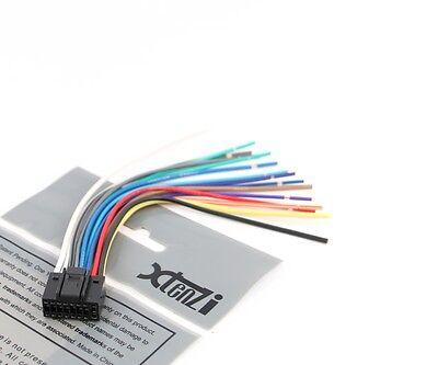 Xtenzi 16 Pin Radio Wire Harness for Pyle  PLDN750D