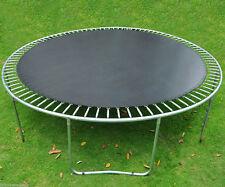 Tapis de saute Remplacement pour trampoline 8ft,10ft,12ft au choix ressorts14cm