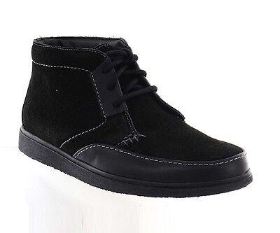 Clarks Brayer Sport Moc Black Men's Shoes 63306 Sport-moc
