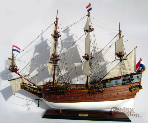 Batavia  Display Wooden Ship Model