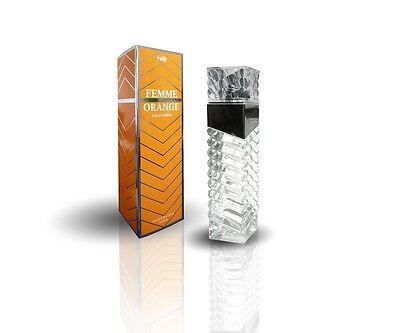 купить Femme Orange Parfum Ng 100ml Eau De Parfum на Ebayde из