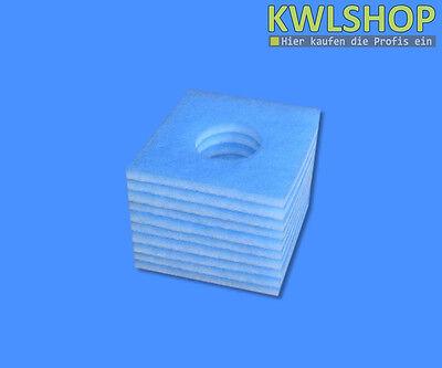 10 Filter Ersatzfilter für Limodor Limot F /LF /ELF + Lig ArtNr 00010 Badlüfter