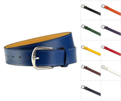 """Champro A063 Baseball Softball Leather Belt Fits 28"""" to 50"""" Waist"""