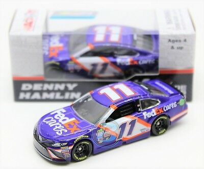 Denny Hamlin 2017 ACTION 1:64 #11 FedEx Cares Toyota Nascar Monster Diecast