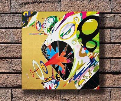 Hot Kanye West Graduation Album Cover Hip Hop Poster 14x4 24x24 Art Gift P-61