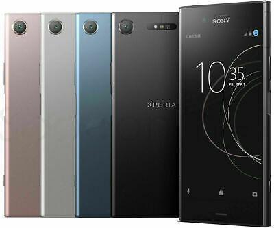 Sony Xperia XZ1 G8341 64GB Factory 4G LTE Unlocked Android Smartphone -