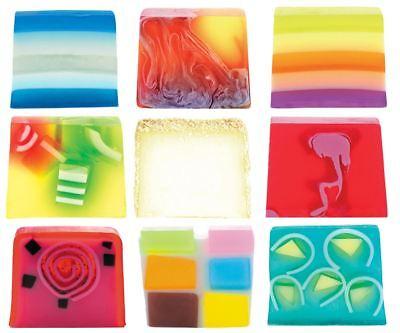 Holiday Spa - Bomb Cosmetics Relaxing Holiday Spa Luxury Soap Slice Bars