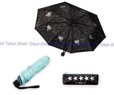 NEW SHINee WORLD 2018 Official Folding umbrella (combined use of cloudy rain)