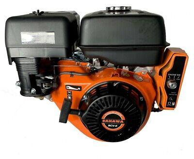 Motor gasolina 4 tiempos 270CC 9 CV arranque electrico