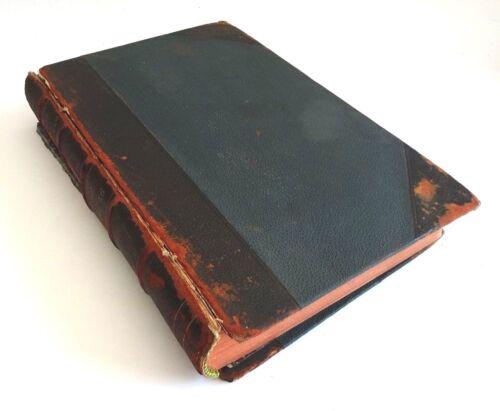 Antique ORGANIZATION OF THE UNITED COMPANIES RAILROAD ANNUAL REPORT Book 1856