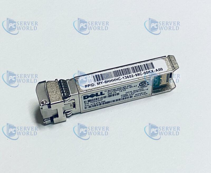 HHHHC DELL SFP28 25GBE ETHERNET TRANSCEIVER MODULE 0HHHHC