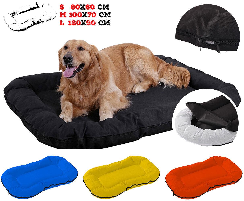 Cuccia S M L Divano Letto Lettino cuscini per Cani Cane Pet Animali vari colori