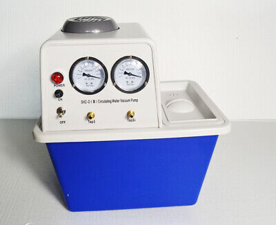110v Circulating Water Vacuum Pump 60lmin Lab Chemistry Equipment Brand New