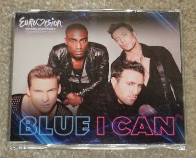 Eurovision Song Contest 2011 UK Blue I Can