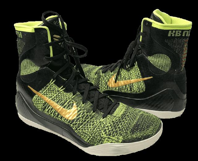 Nike Kobe 9 Elite Green