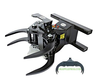 10 Tree Shear For Skid Steer Attachment--free Shipping--