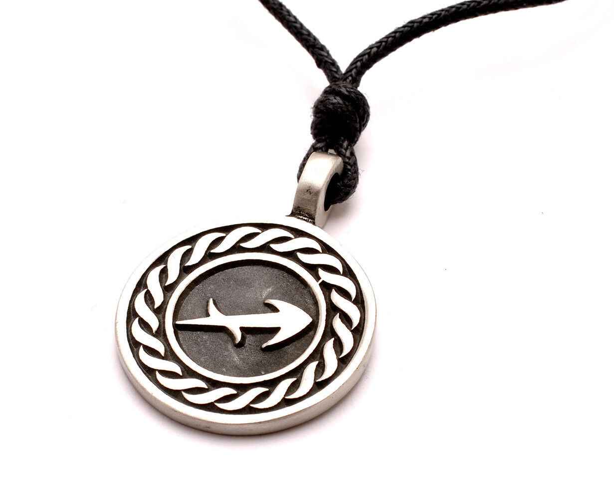 Astrology Necklace Pendant Zodiac Horoscope Jewelry Quality Fine Silver Pewter