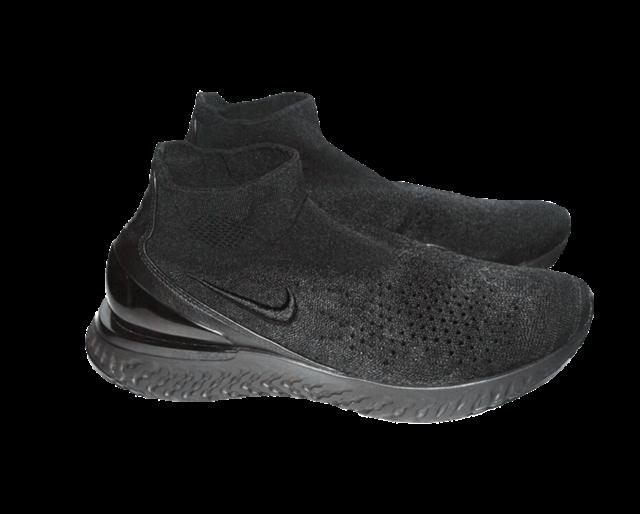 Nike React Black