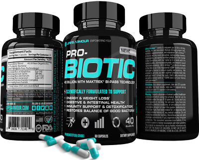 Probiotics Best Probiotic Supplement for Men & Women for Weight Loss &