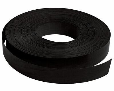 Slatwall Inserts Black Vinyl 130l Roll