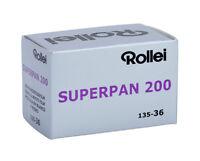 Rollei Superpan 200 135-36 / Pellicola Negativo Bianco E Nero/ Gennaio 2019 -  - ebay.it