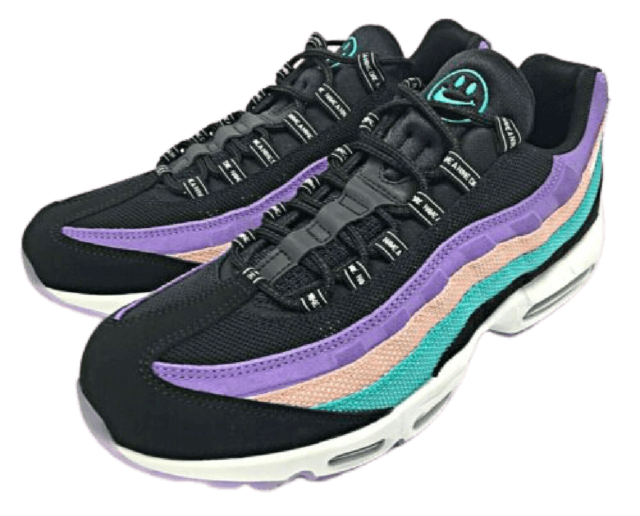 Nike Airmax 95 Coral Sole