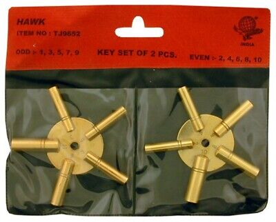 """3"""" Watch Key Set - Used for Watch sizes 2-11"""