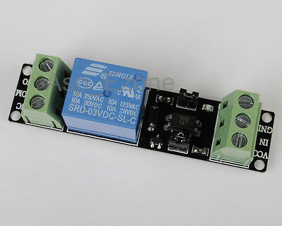3v 3.3v Relay High Level Driver Module Optocouple Relay Module For Arduino