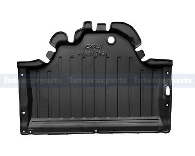 Under Engine Cover Undertray Shield for Renault Trafic Vauxhall Vivaro 2014-2018