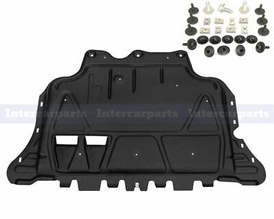 Undertray Under Engine Cover Shield + Fitting Kit for VW Golf Mk 7 VII 2012-2020