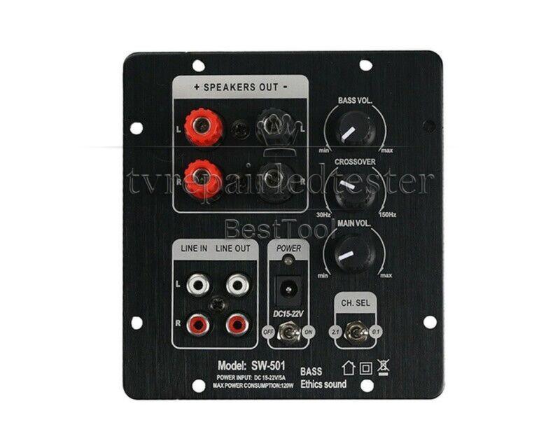 2.1 Subwoofer Speaker Amplifier Board TPA3118 Audio 30W*2 +60W Sub AMP