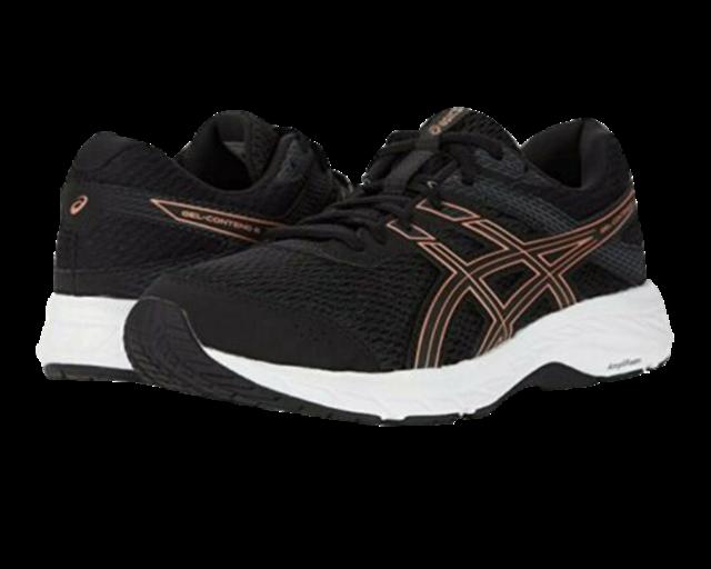 ASICS Running Black Shoes for Women