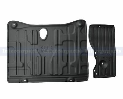 Under Engine Cover Undertray Rust Shield for Vauxhall Corsa E 2014-2019