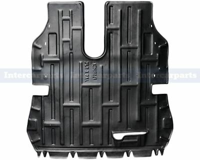 Under Engine Cover Undertray Rust Protection for Jaguar X Type 2001 - 2009