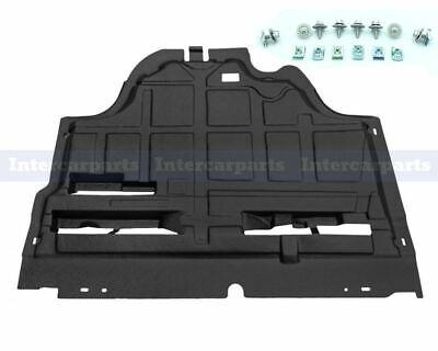 Under Engine Cover Undertray + Fitting Kit for Vauxhall Vivaro Trafic 01-06