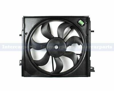 Engine Radiator Fan with Housing for Nissan Qashqai 2013-2021 1.2 1.5 1.6 2.0