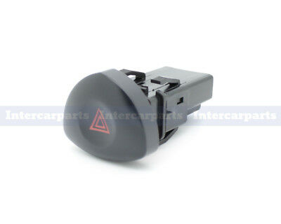 Hazard Lights Warning Switch For Renault Clio MK2 2001-2006 8200060036