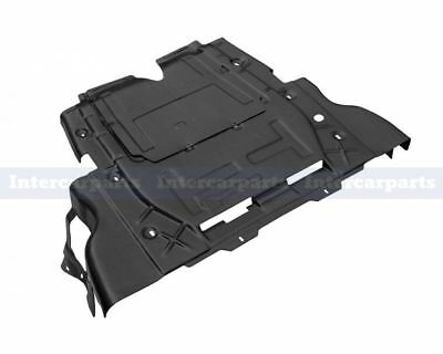 Under Engine Cover Undertray Rust Shield for Vauxhall Astra H Zafira B