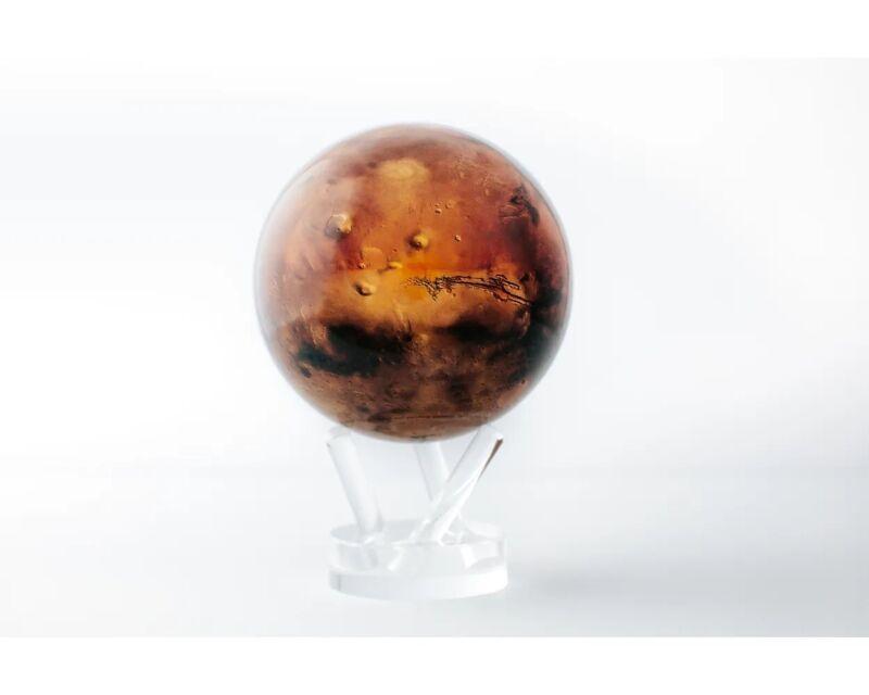 Mars Mova Planetary model (Rotating) New in original packaging